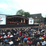 Stroom, Stroom Events, Breda 750, prinses Margriet, Het Brabants Orkest, theaterfestival, buitenconcert