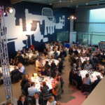 Stroom, Stroom Events, Kunstveiling, Cultureel dinerprogramma, Graphic Design Museum Breda